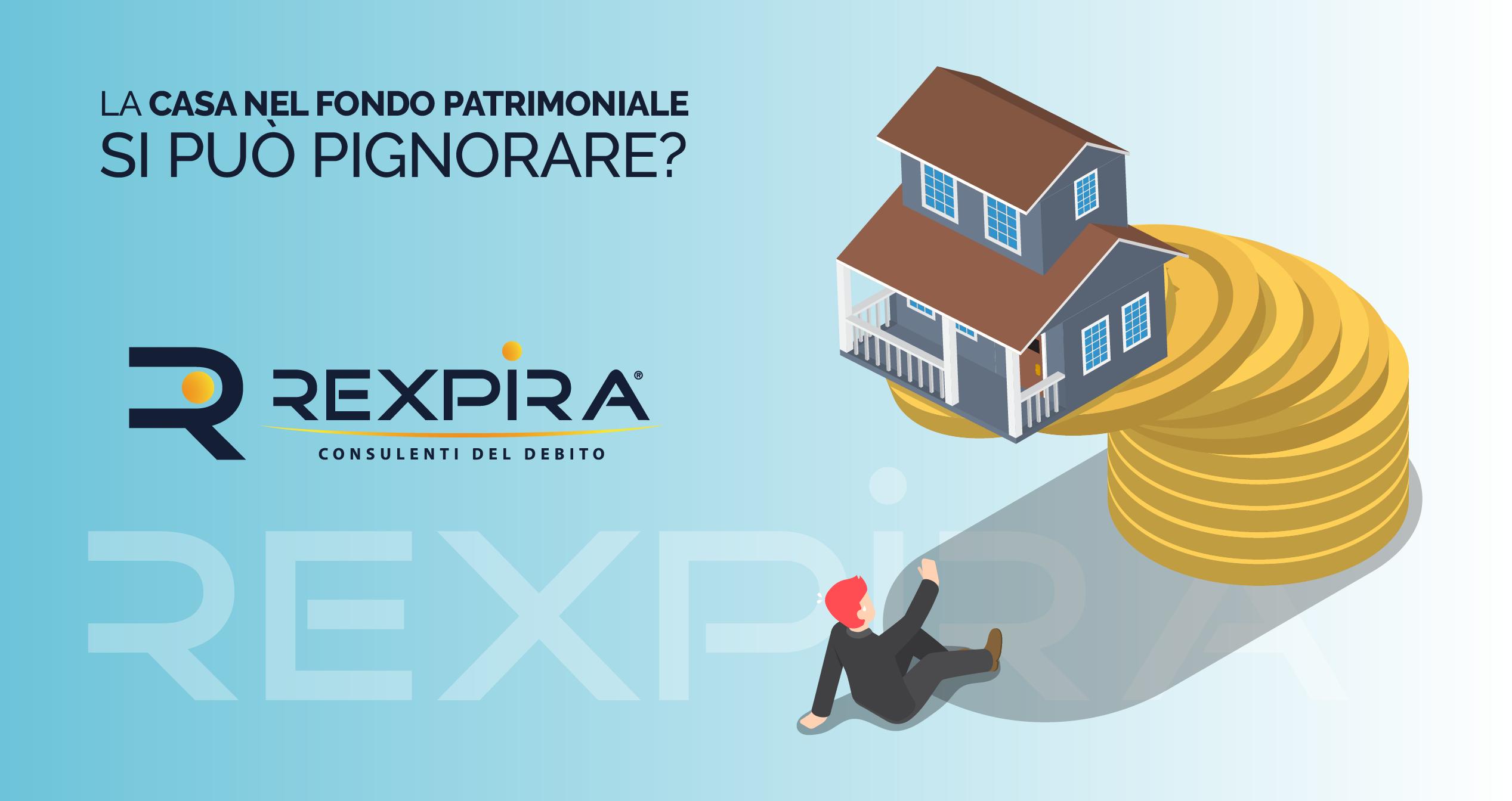 Pignoramento della casa: si può fare anche se è nel fondo patrimoniale?