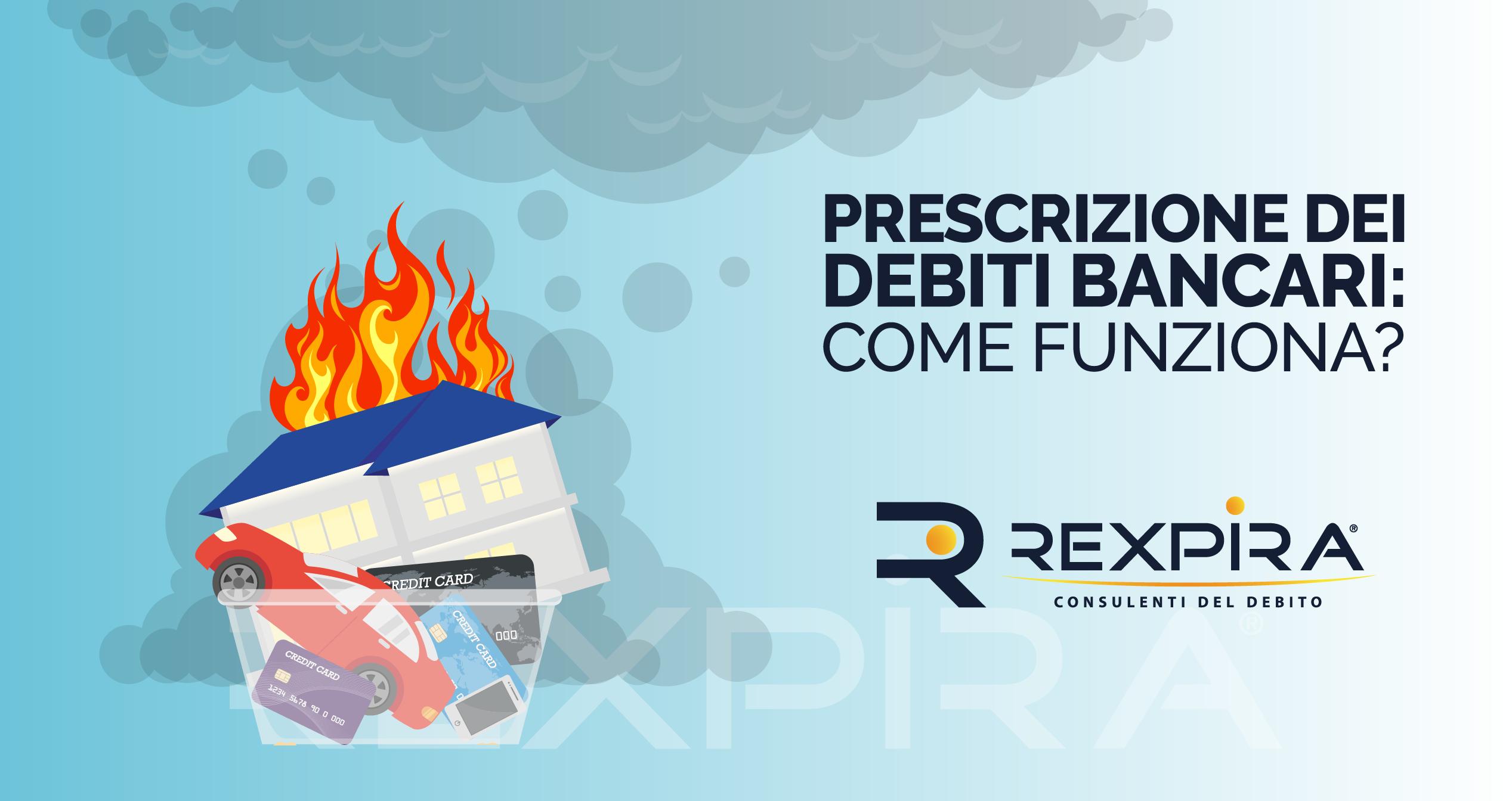 Prescrizione dei debiti bancari