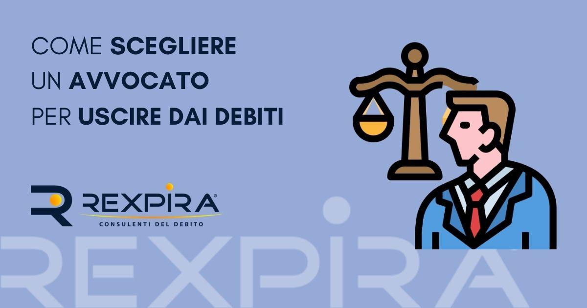 Come scegliere un avvocato per gestire i debiti